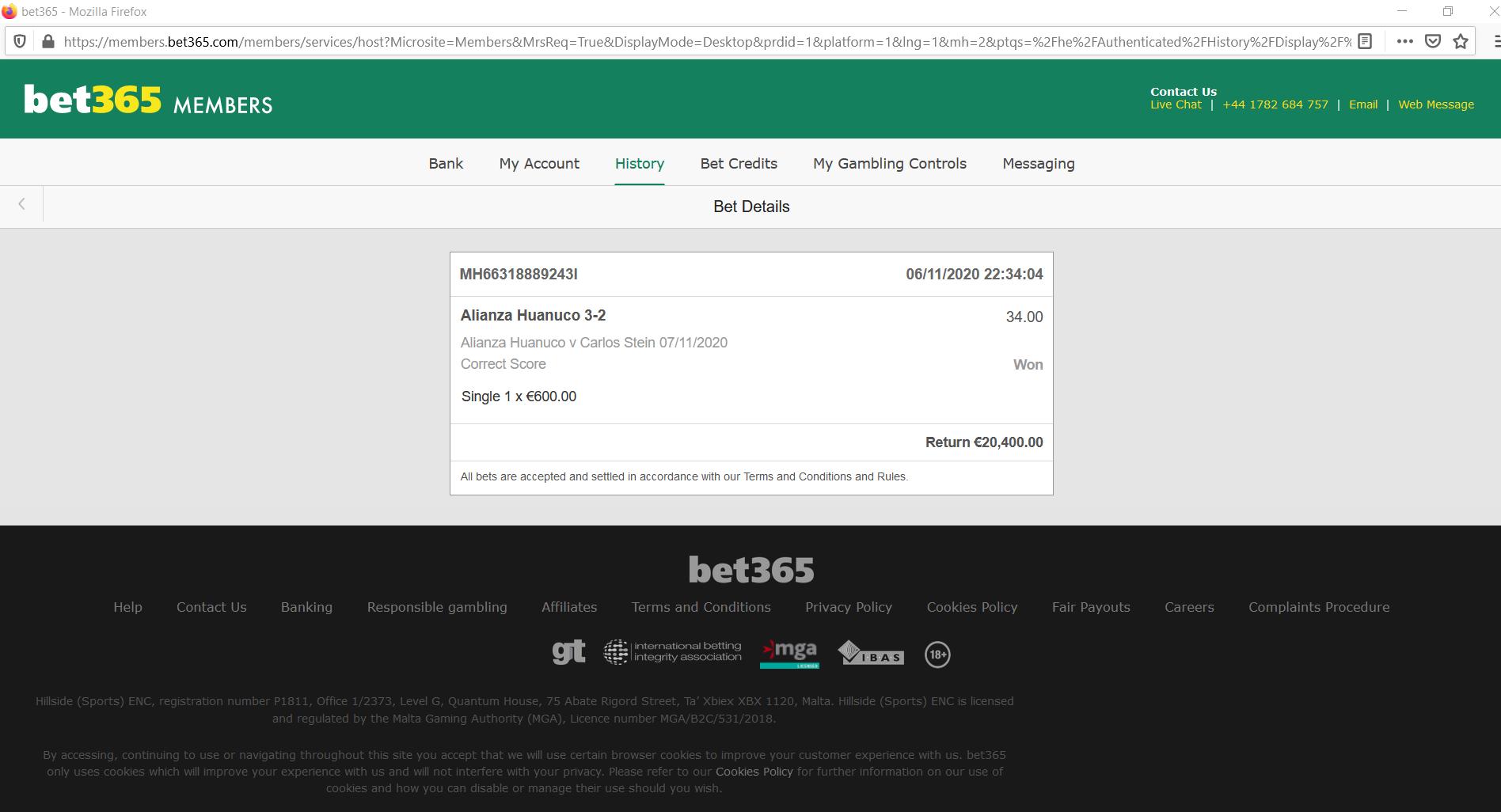 btts bettingclosed correct